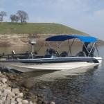 Ranger with Bimini Top