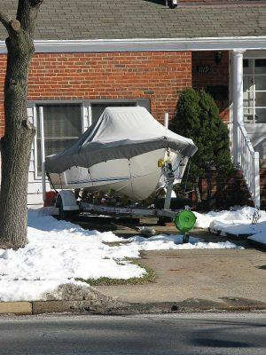 Boat US Winter Boat and Trailer Tips