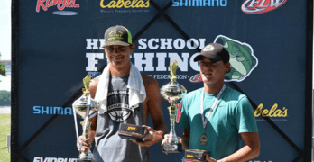 2015 Oklahoma State High School Fishing Championship