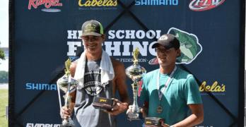 2015 Oklahoma State High School Fishing Championship