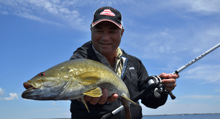 Big Water Fall Smallmouth With Bob Izumi