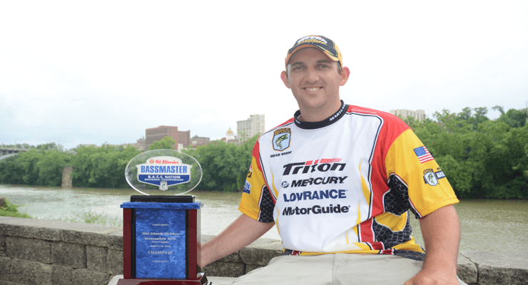 Brad Weese Wins Divisional