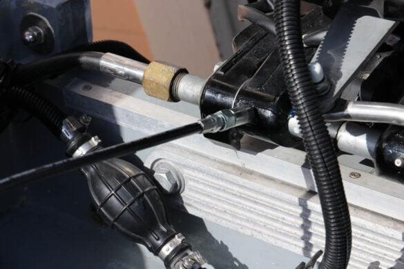 Steering Zerk fittine