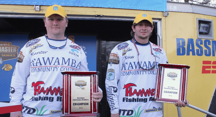 Itawamba Community College Team Wins even with bad luck