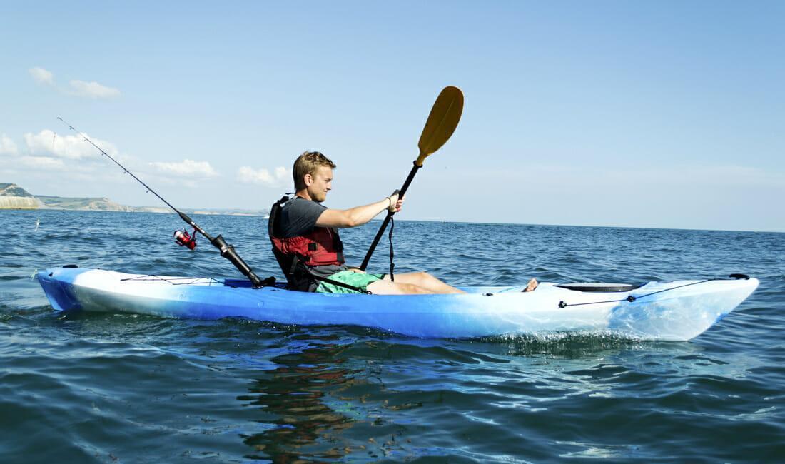 Bass kayak fishing tips and techniques bass angler magazine for Bass fishing kayak