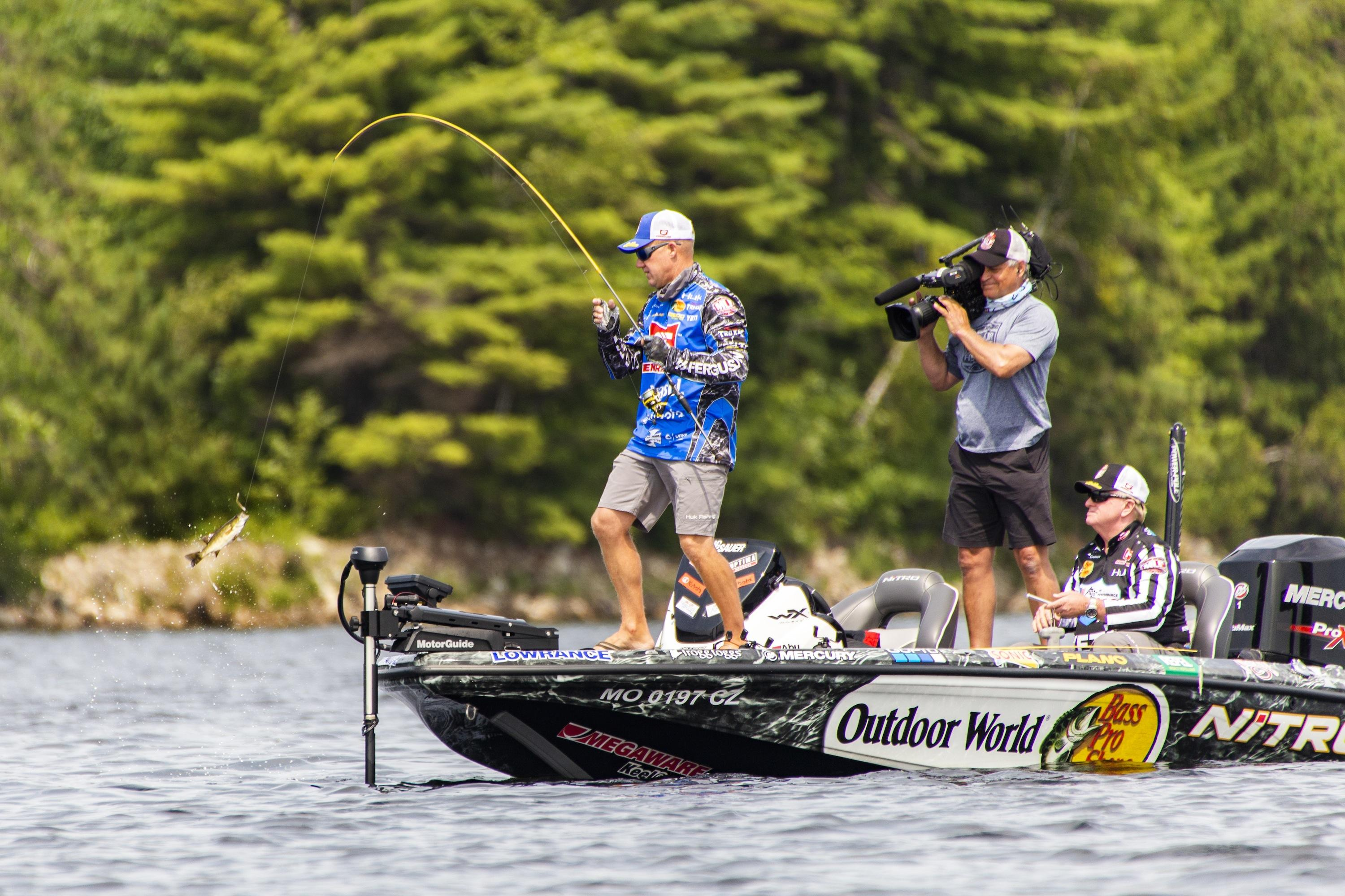 acf7e809a83 After the initial announcement of the Major League Fishing (MLF) Bass Pro  Tour last week