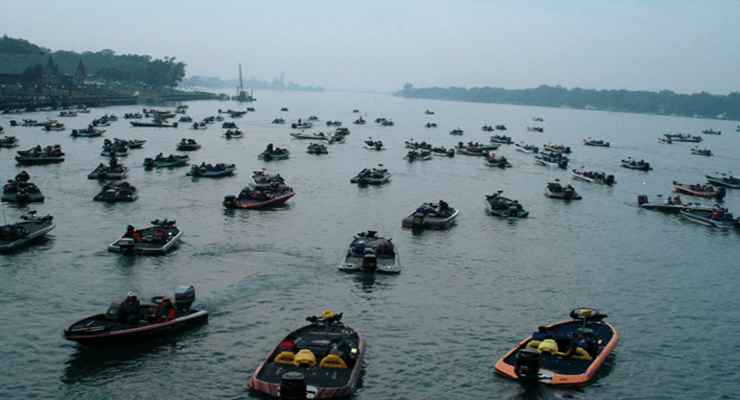 DNR makes changes to attract bass fishing tournaments to ...