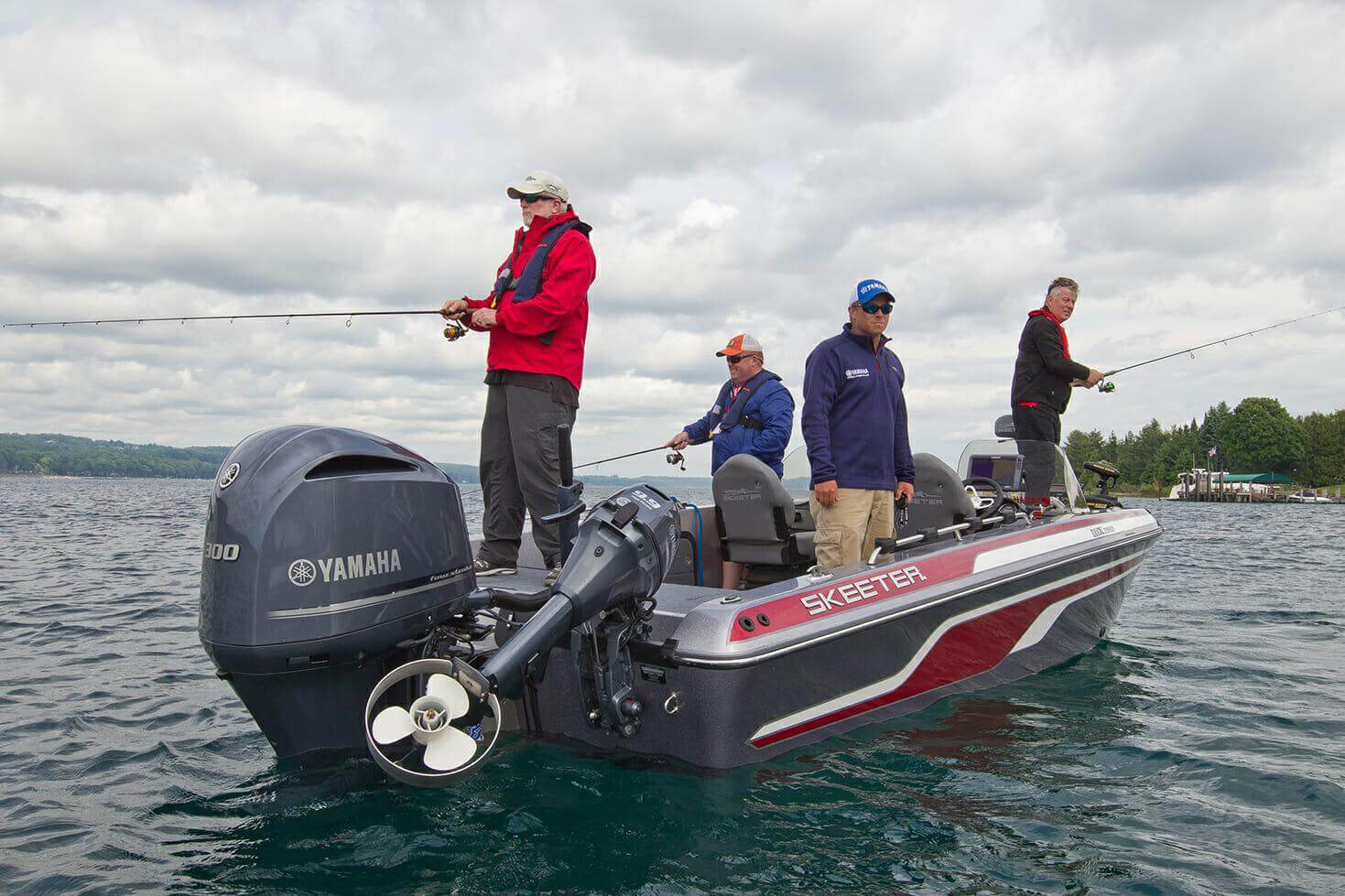 Key features to look for in a bass fishing boat bass for Angler fishing boat