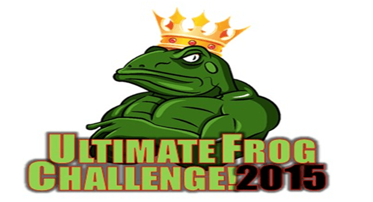 The Results are in for the First Ultimate Frog Challenge