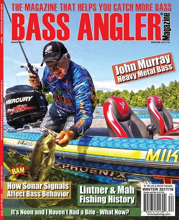 Bass angler magazine bass fishing bass angler magazine for Bass fishing magazine