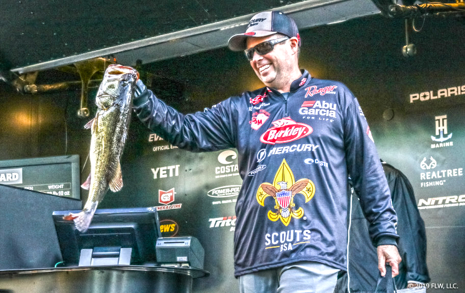 FLW, ABU GARCIA AND BOY SCOUTS ANNOUNCE NEW CONTINGENCY