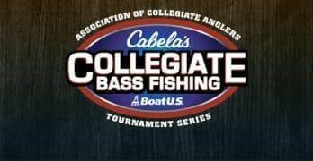 Bass angler the best magazine in bass fishing for Cabelas college fishing