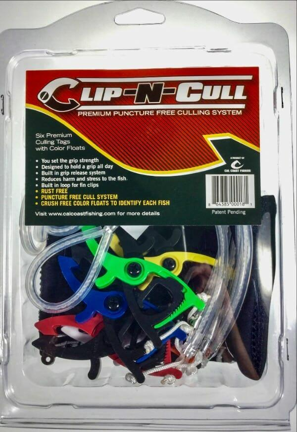 Cal coast clip n cull bass angler magazine for Fish culling system