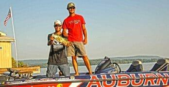 Bass angler the best magazine in bass fishing for College bass fishing
