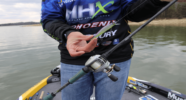Fall Lures and Baits