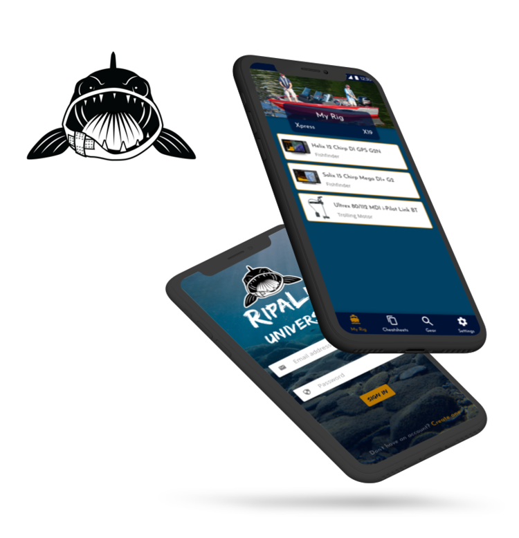 RIPALIP LAUNCHES MARINE ELECTRONICS EDUCATION MOBILE APP | Bass